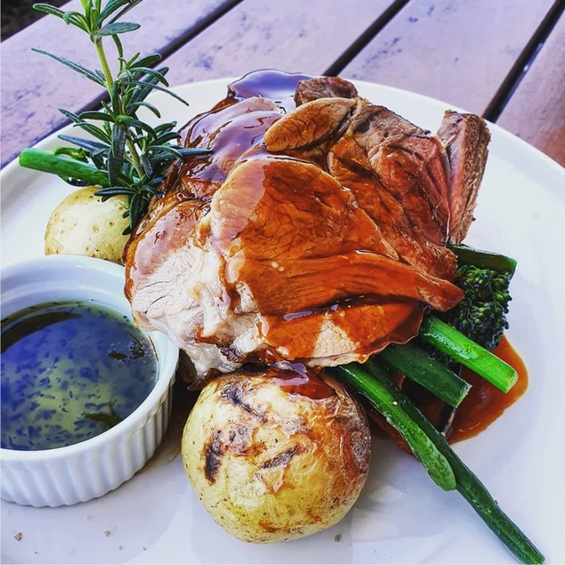 lunch, casual dining at Kitchen 8 Northgate Brisbane